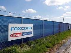 Taiwan's Foxconn Discussing Electric Vehicle Plant In Wisconsin