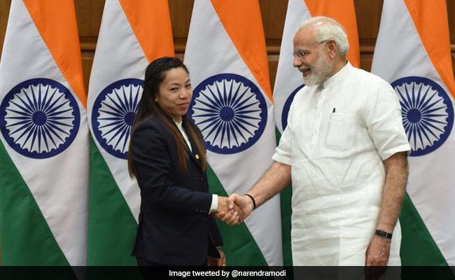 'India Is Elated': PM Modi Cheers Mirabai Chanu's Silver Olympic Medal Win