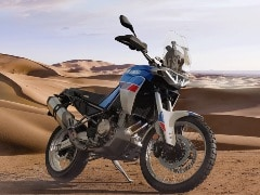 Aprilia Tuareg 660 Images Released; Listed On Company's Website