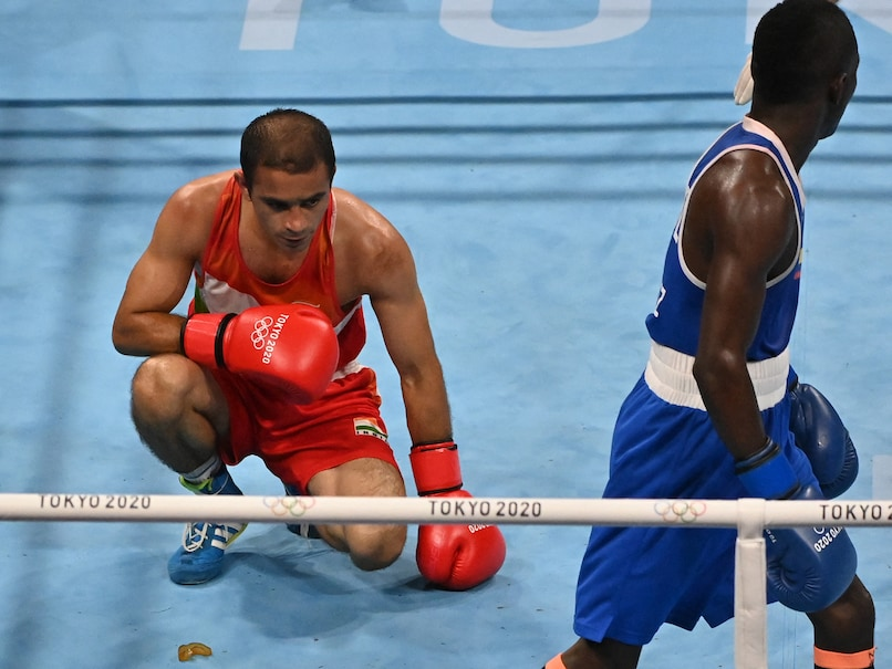 Tokyo Olympics: After Amit Panghals Shock Exit, Coaches Dissect What Went Wrong