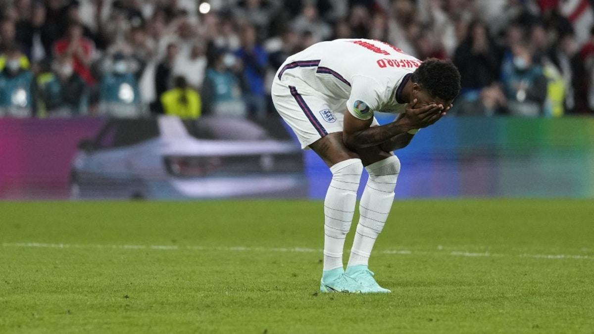 UEFA EURO 2020: UK Agonises After Racial Abuse Of England Football Stars |  Football News
