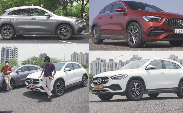 Video : 2021 Mercedes-Benz GLA Review   Petrol, Diesel Driven