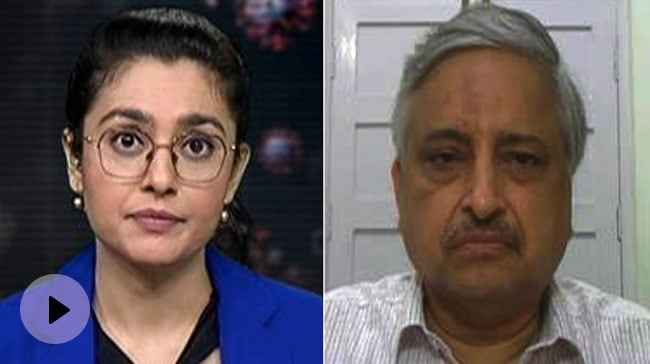Video | 'R-Value' Inching Up, Cause Of Concern: AIIMS Chief To NDTV
