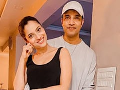 """About Last Night: Ankita Lokhande Was Busy Making """"Memories"""" With Boyfriend Vicky Jain"""