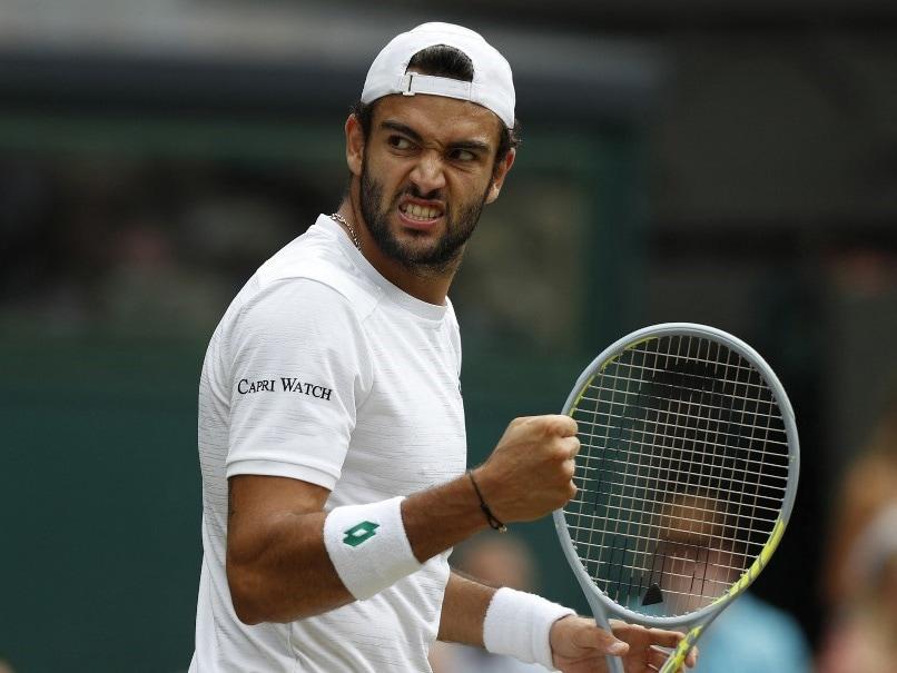 Photo of Wimbledon: Matteo Berrettini Coasts Past Hubert Hurkacz Into Maiden Grand Slam Final