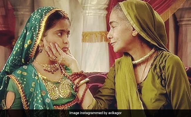 'Always Wanted To Be Like Surekha Sikri': Balika Vadhu Star Avika Gor Remembers 'Dadisa'