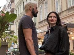 From Arjun Rampal And Girlfriend Gabriella Demetriades' Budapest Diaries