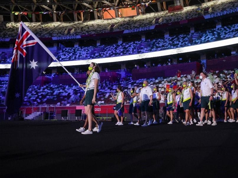 Tokyo Olympics Australians Athletics isolate after American vaulter Kendricks hit by COVID