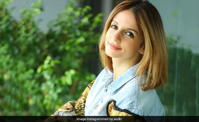 Sussanne Khan Is 'Brewing Something Exotic' And We Can't Wait