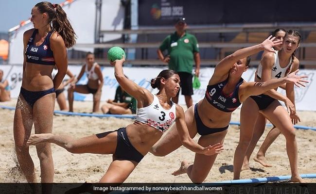 Norway's Women Handball Team Fined For Not Wearing Bikini Bottoms