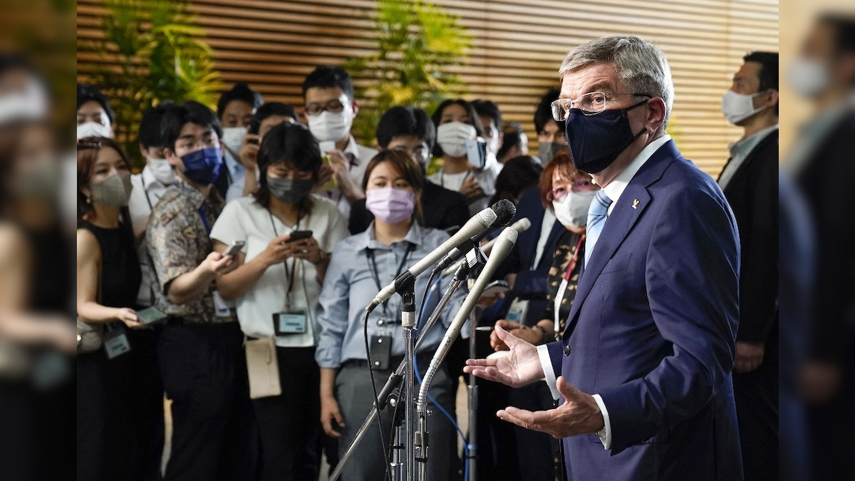 Tokyo Games: Olympic Head Thomas Bach Swears to Minimize Risk of Virus in Japan News of Olympics