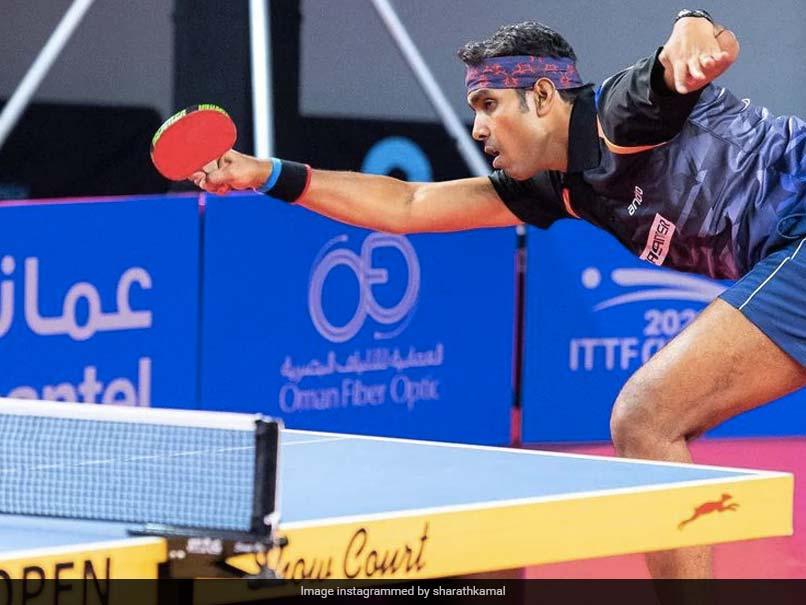 Tokyo Olympics: Indian Paddler Sharath Kamal Games Village |  Olympic News
