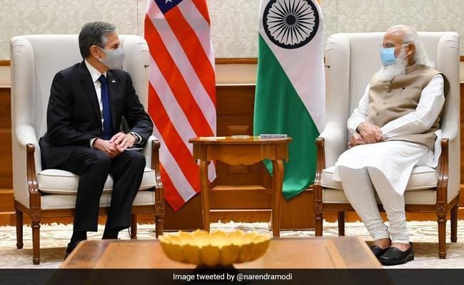Antony Blinken, PM Modi Discuss Efforts To Deepen US-India Global Partnership