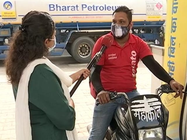 Video : Runaway Fuel Prices: Common Man Feels The Pinch