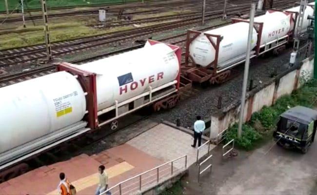 Indian Railways' Oxygen Express To Augment Supplies To Bangladesh
