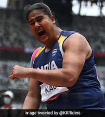 Watch: Kamalpreet's 'Monster Throw' In Women's Discus Is Not To Be Missed