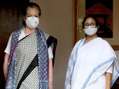 """""""Need To Come Together To Defeat BJP"""": Mamata Banerjee Meets Sonia Gandhi"""