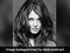 Aishwarya Rai Is Radiant As Always With Voluminous Wavy Hair And Sparkling Eyes