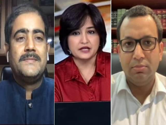 Video : BJP's Pragya Thakur Gets Vaccine Shot At Home