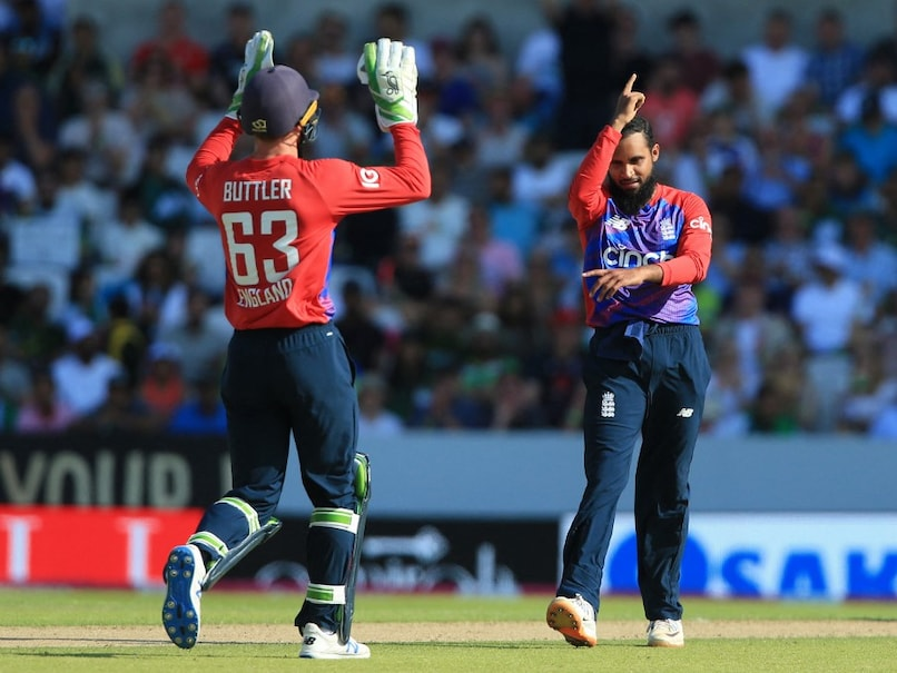 England vs Pakistan, 3rd T20I: Adil Rashid Stars As England Beat Pakistan To Clinch Series