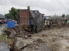 """""""Postpone Travel Plans"""": Himachal Official After Dharamshala Cloudburst"""