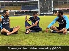 "SL vs IND: ""Laughter Galore"" As Bhuvneshwar Kumar, Deepak Chahar Appear On 'Chahal TV'. Watch"