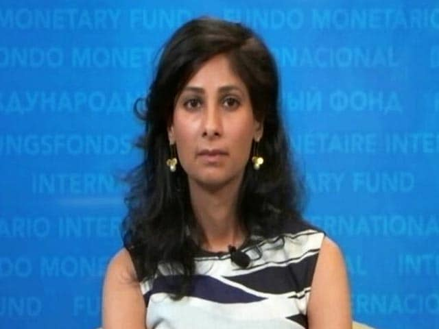 Video: IMF's Gita Gopinath On India's Growth Projections