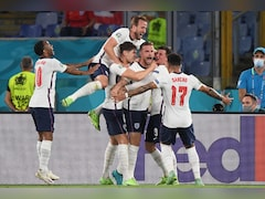 Euro 2020: England Thrash Ukraine 4-0 To Set Up Semi-Final Clash Against Denmark