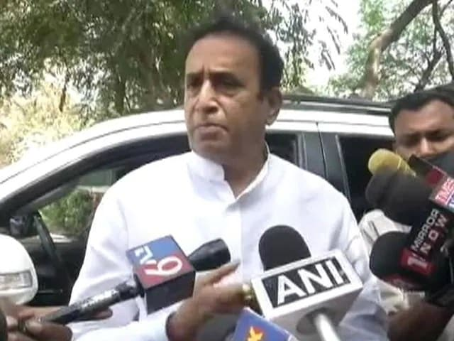 Video : Maharashtra Ex Home Minister, Son Summoned For Alleged Corruption