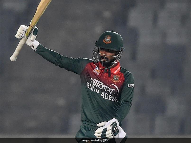 1st ODI: Liton Das Leads The Way With Century As Bangladesh Thrash Zimbabwe