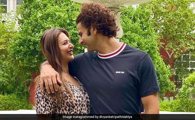 Divyanka Tripathi And Husband Vivek Dahiya Are Busy Celebrating Love Everyday