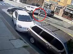 Policemen, Bystanders Save Mom And Baby Pinned Under Car