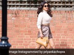 Just Priyanka Chopra Making Neutral Tones Look Glam In A Top-To-Toe Muted Look
