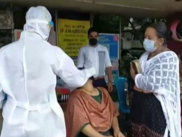 Video : Kerala Reports Over 22,000 New Covid Cases