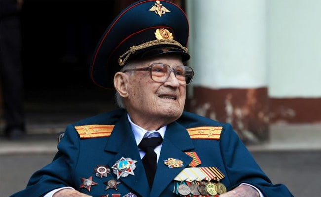'I Was Reborn Aged 102': World War 2 Veteran Beats Covid