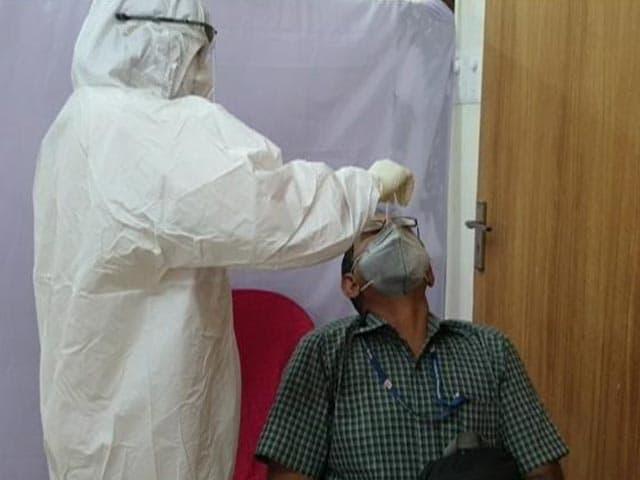 Video : Coronavirus: 41,806 Fresh COVID-19 Cases In India, 7.7% Higher Than Yesterday