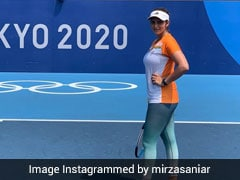 """Sania Mirza Shares """"Photo Dump"""" From Olympic Village. See Pics"""