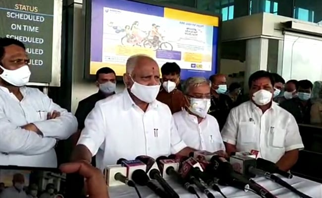 'If The Message Comes By Evening...': BS Yediyurappa On Replacement