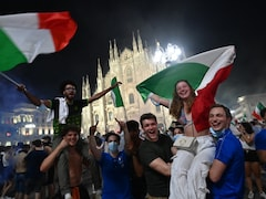 Jubilant Italians Celebrate Euro 2020 Victory To Forget Pandemic