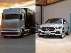 Board Approves Separation Of Mercedes-Benz Truck And Car Businesses