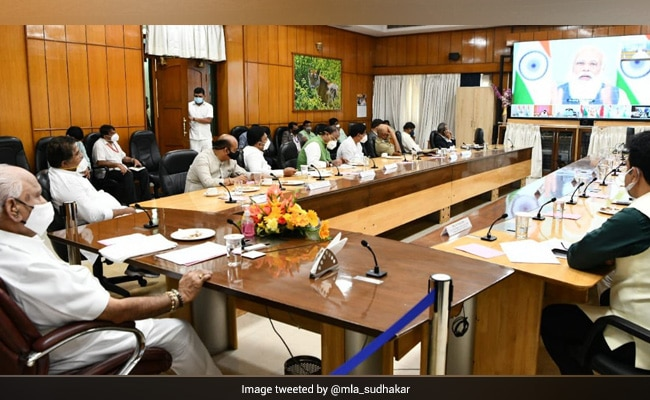 'He Wanted To Caution Us': Karnataka Minister On PM's Tips To 6 States