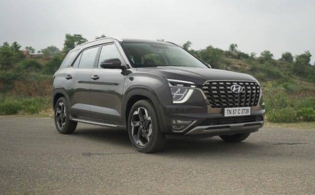 Video : Hyundai Alcazar vs Hyundai Creta: What's Different?