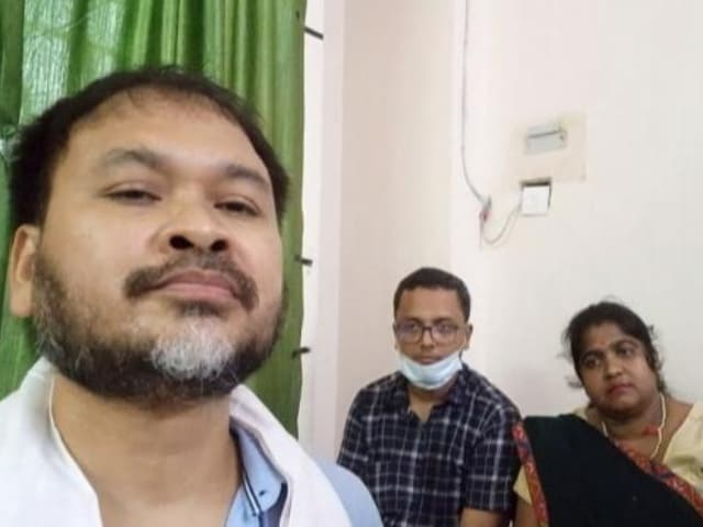 Video : Assam Leader Akhil Gogoi, Jailed Over Citizenship Law Protests, Walks Out