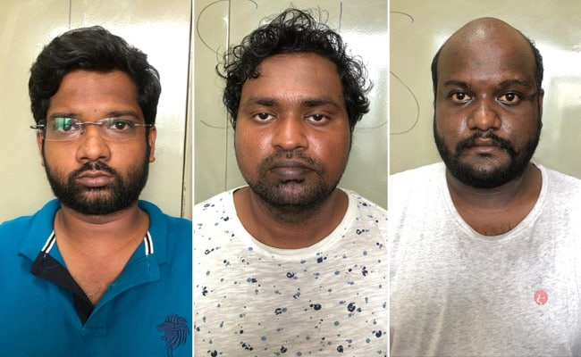 Mastermind Of Tamil Nadu, Cambodia-Based 'Hi-Tech Extortion Gang' Caught