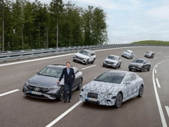 Mercedes-Benz Announces New EV Strategy; Will Develop New EV With 1,000 Km Range