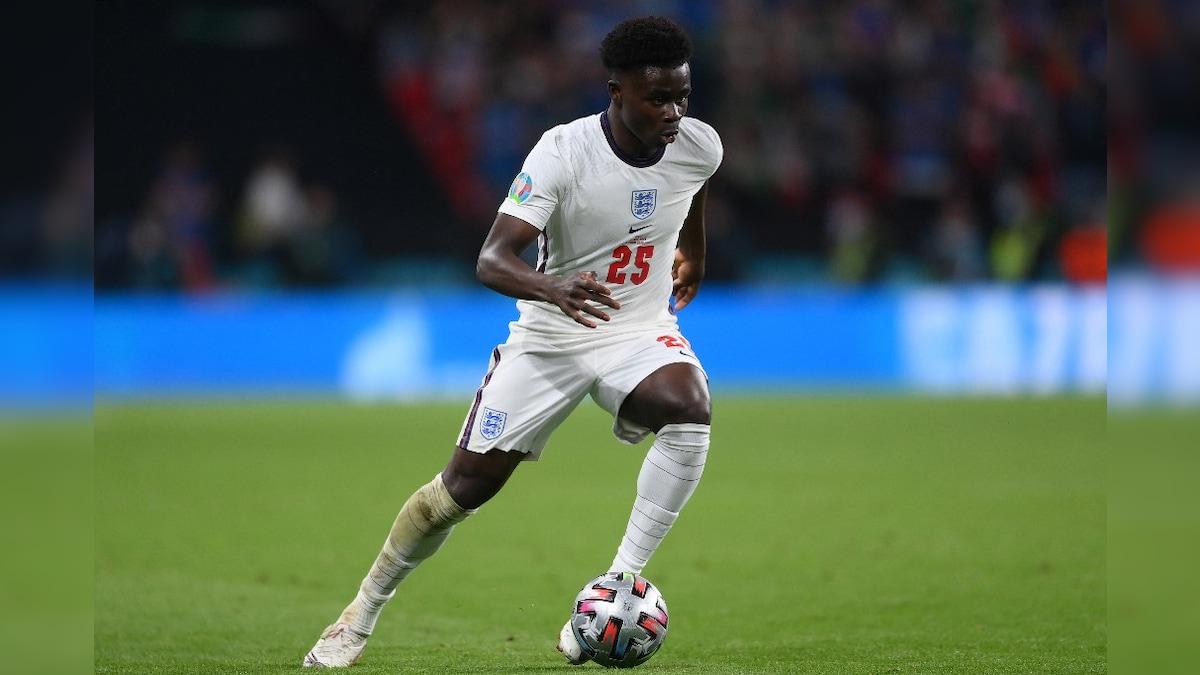 Euro 2020: Arsenal Boss Mikel Arteta backs Bukayo Saka mock racism    Football news