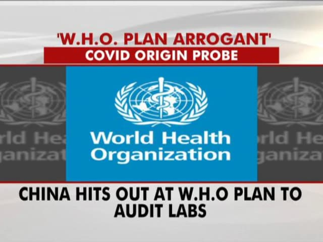 Video : China's Most Direct Pushback To Probe On Corona Origin