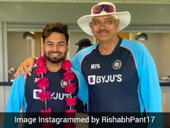 """England vs India: Rishabh Pant """"Thrilled"""" To Be Back With India Squad, Thanks Ravi Shastri For """"Grand Welcome"""""""