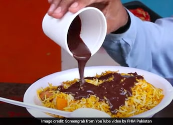 Chocolate In Biryani? Foodies Are Having A Hard Time Digesting This Bizarre Combination