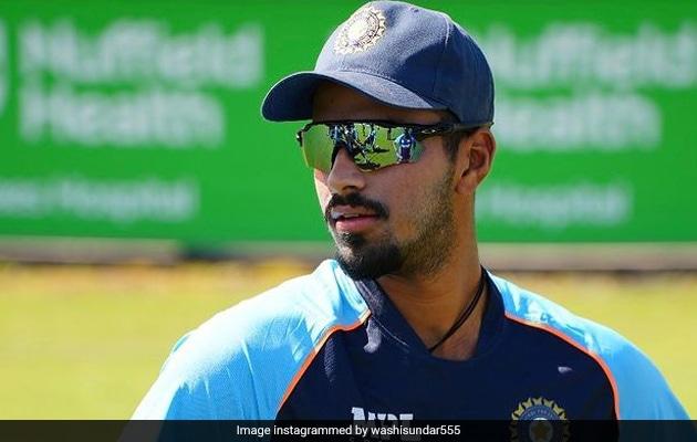 After Avesh Khan, Washington Sundar Ruled Out Of England Tests: Report